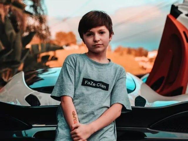 <i>Fortnite</i> joueur Pro <i>Fortnite</i> banni de Twitch après avoir <i>Fortnite</i> qu&#39;il n&#39;avait que 12 ans