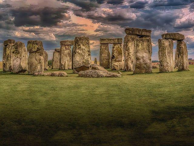 In den ersten sechs Monaten dieses Jahres wurde ein Fehler von 6,000 Jahren nach Stonehenge gemacht