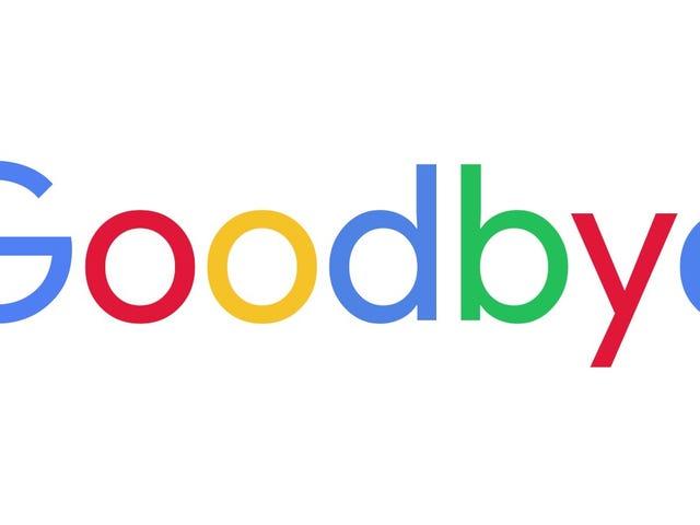 Google को छोड़ने के लिए व्यापक गाइड