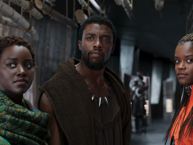 Black Panther: An Allegory of the World Wanting Blackness but Not Black People