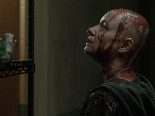 Το Walking Dead αποκαλύπτει την παράξενη προέλευση των ψιθυριστών