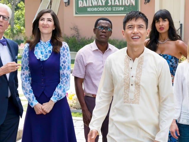 The Good Place Will End After Its Fourth Season