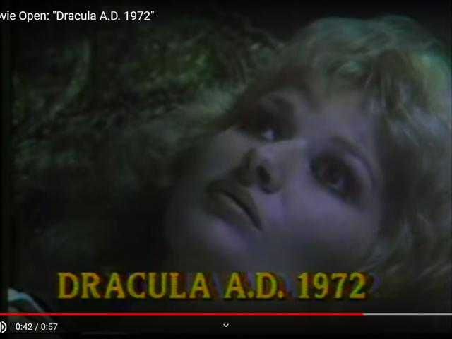 ड्रैकुला ई। 1972 (1972)