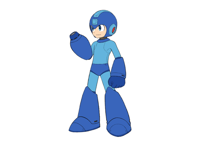 Hollywood Is Making A Live-Action Mega Man Movie