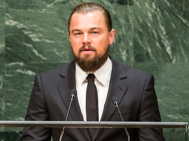 An Oscar Strategist Spilled the Beans on Leonardo DiCaprio's Oscar Desperation