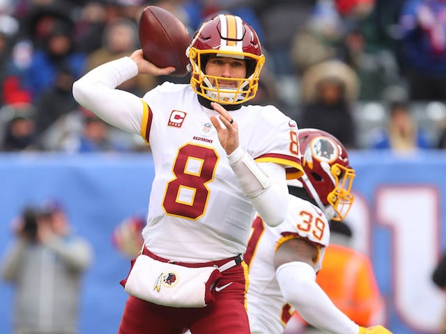 Is Kirk Cousins's Fully Guaranteed Contract A Sign Of Things To Come?