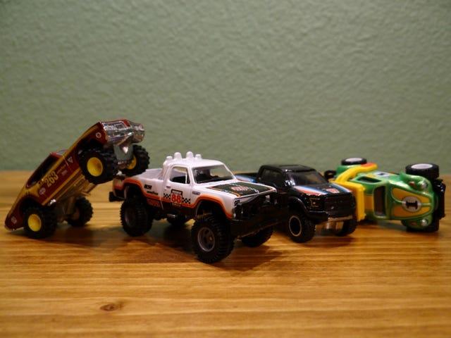 HW Desert Rally Review (Vent indtil du ser Baja Bug!)