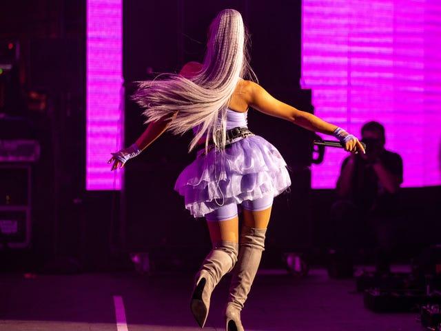 Ariana Grande 'Thank you, next' es el perfecto himno de ruptura