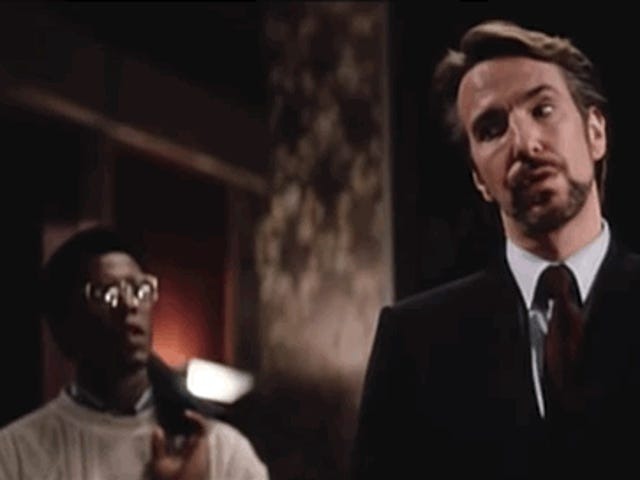 La pregunta más importante en esta temporada de fiestas ... ¿Die Hard es una película de Navidad?