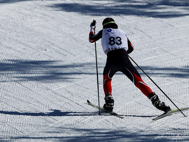 Which winter Olympic athletes get to eat the most?