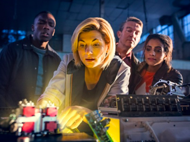 Doctor Who's 11th Season Is Being Created By a Very Diverse Group of People