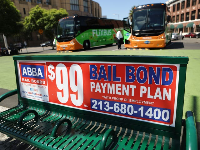 California Abolished Cash Bail But Created a New System of Inequality