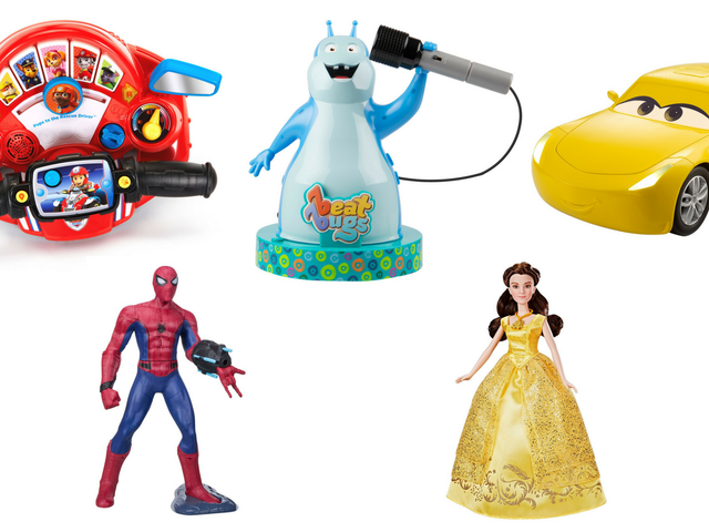 These Popular Toys Could Seriously Damage Your Kids' Hearing