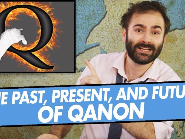 All You Need to Know About QAnon