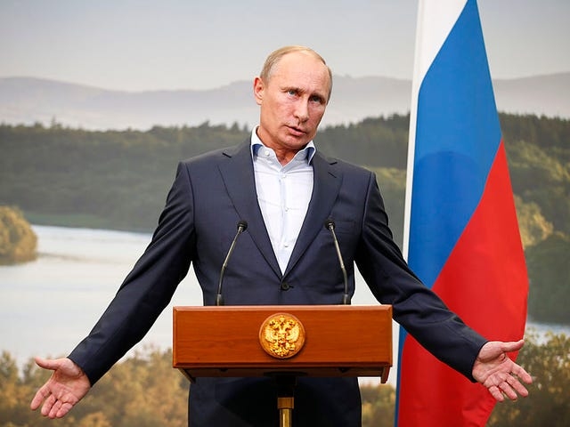 When Russia Wants to Prove the US President Isn't a Liar, It's Time to Break Up