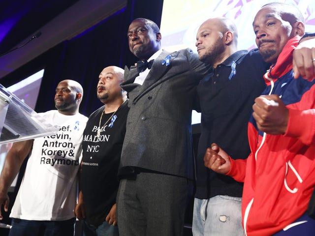TI, Central Park Five, och Ebenezer Baptist Church kick off toppmötet för att avsluta massuppgörelsen