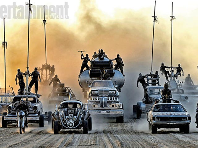 What would your Mad Max-verse vehicle be?