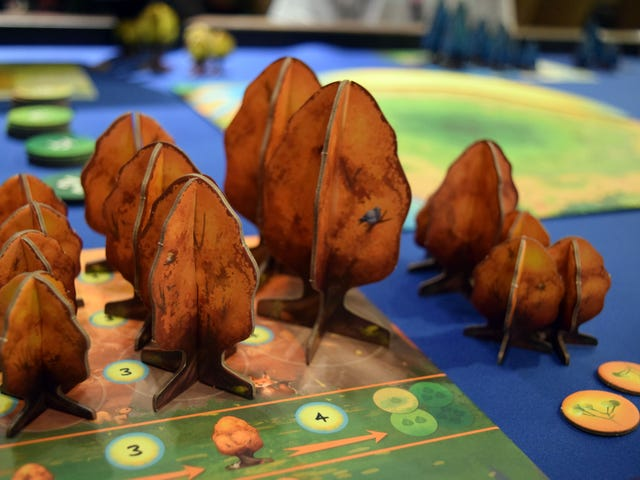 One Of Gen Con's Biggest Hits Was A Board Game About Photosynthesis