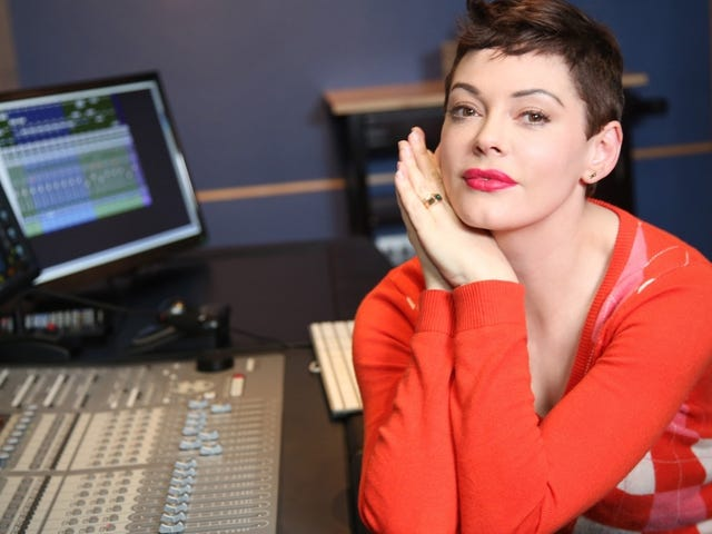 Twitter Suspends Rose McGowan's Account After She Speaks Out Against Sexual Abuse