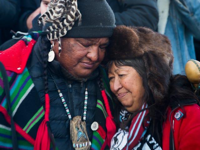 #NoDAPL: Big Win at Standing Rock as Army CorpsDenies Easement for Dakota Access Pipeline