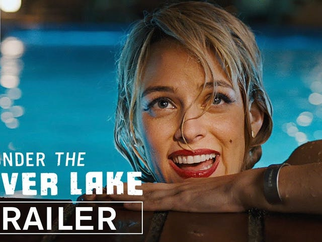 Under the Silver Lake, the movie based entirely on Golden Horn posts and discussions