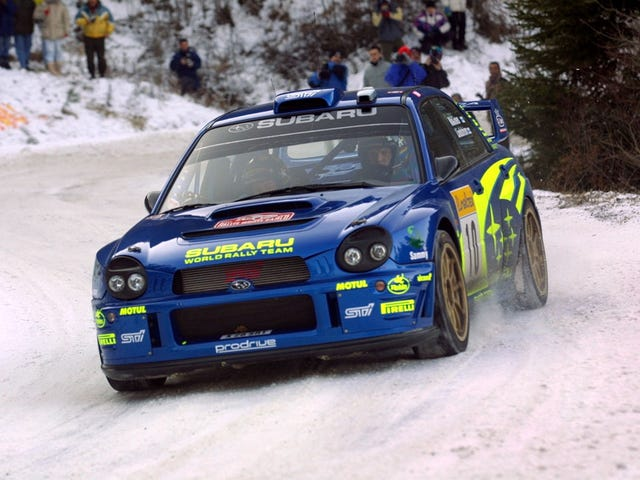 Rally Flashback: 2002 Monte Carlo