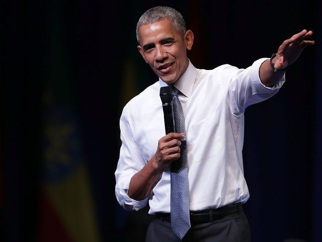 राष्ट्रपति ओबामा ऐतिहासिक विस्फोट में निकल गए, 214 क्षमादान मिलता है