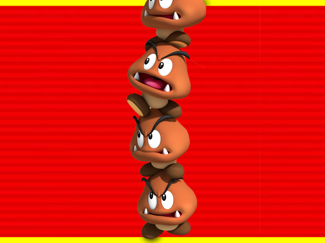 Peraduan Mario Maker: Pergi!