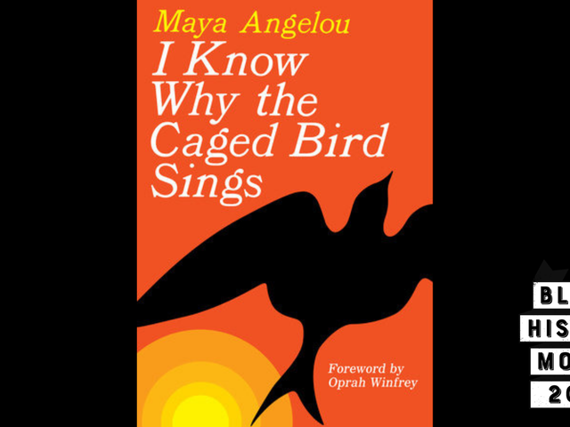 28 Days of Literary Blackness with VSB | Day 24: I Know Why the Caged Bird Sings by Maya Angelou