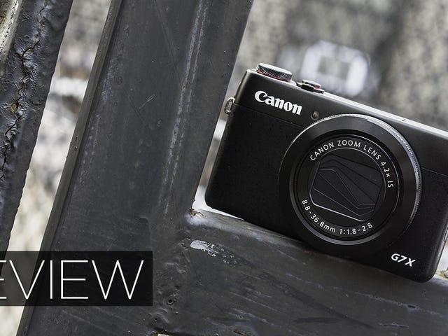 Canon G7 X Review: Die beste Canon-Kamera seit Jahren
