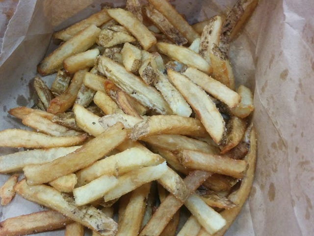 Five Guys Fries are Best Fries