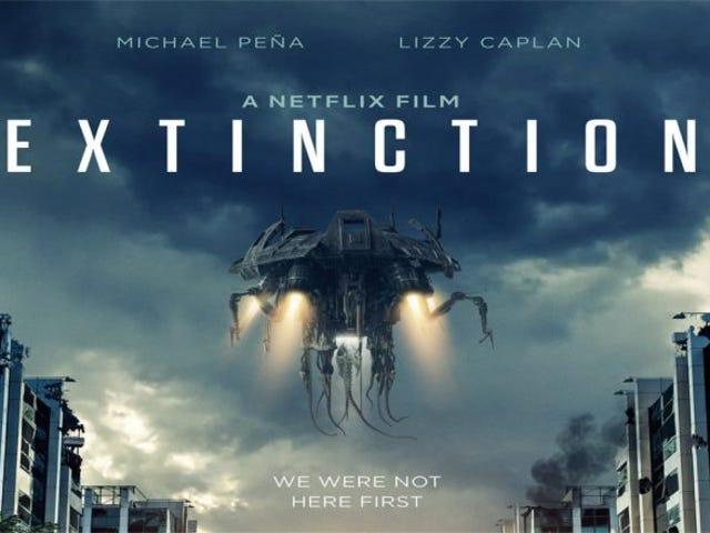 Extinction (Netflix) - Análisis de la película