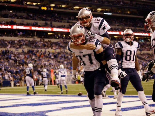 Il successo del Super Bowl dei Patriots si basa sulla connessione Brady-Gronk