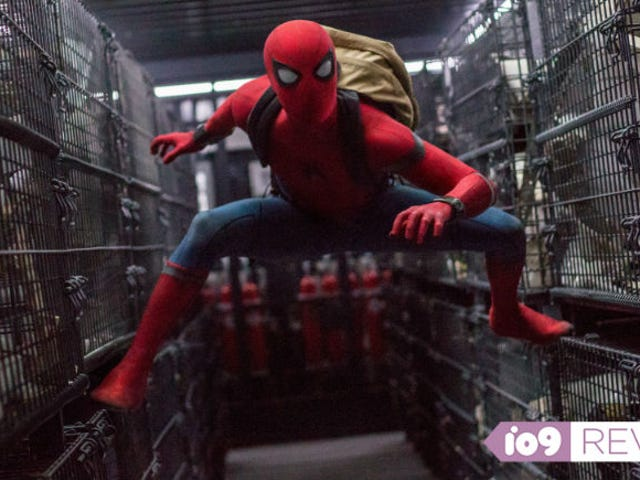Spider-Man: Homecoming Proves How Good Skipping the Origin Story Can Be
