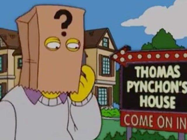 Tal vez Thomas Pynchon no estaba en Inherent Vice después de todo