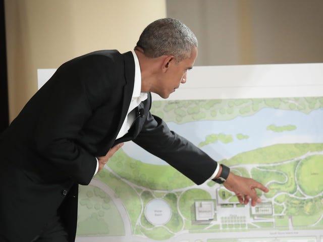 Ritardi e smentite: secondo quanto riferito, i progressi nel centro presidenziale di Obama a Chicago si sono arrestati