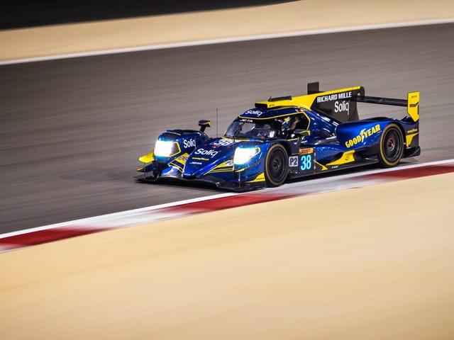 La FIA WEC utilizará neumáticos Goodyear de especificación para ayudar a hacer que LMP2 sea más lento que Hypercar