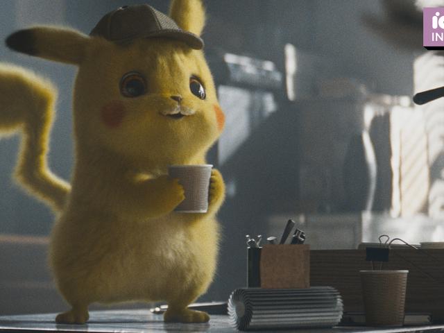 Miten Detective Pikachu rakensi ihastuttavan tähden