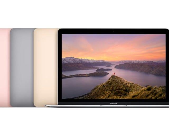 El nuevo Macbook tiene nuevos procesadores ymejorautonomía(pero sigue conunúnicoUSB)