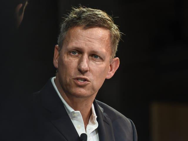 Trump Admin gir Coronavirus sporingskontrakt til Peter Thiels Palantir: Rapport