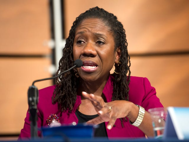 NAACP Lawyer Sherrilyn Ifill Blasts Amtrak Conductor for Asking Her to Give Up Seat