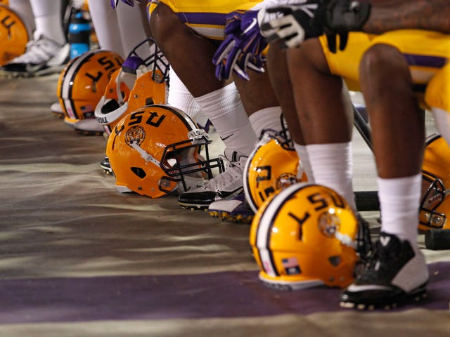 Hero Chooses Jail Over Snitching On LSU Player For Selling Memorabilia
