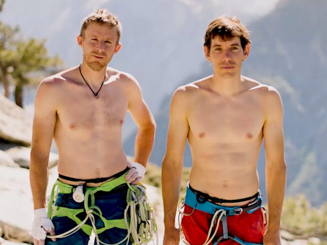 The Nose Speed Record Captures Alex Honnold And Tommy Caldwell's Fight Against El Capitan, Gravity, And Time