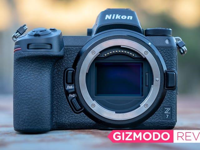 Nikon Z7 Review: un digne concurrent sans miroir, mais pas un tueur de Sony