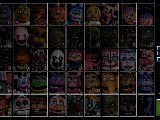 Ultimate Custom Night Will Keep Five Nights At Freddy's Fans On Their Toes