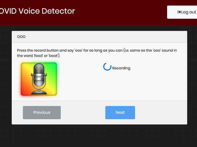 Researchers Built an App That Aims to Detect Covid-19 by Listening to Your Coughs