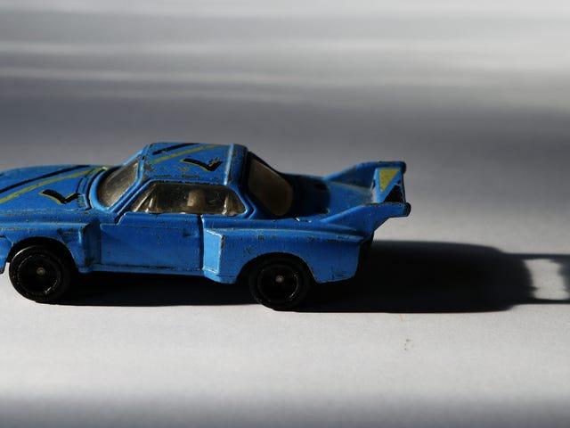 Found my old hotwheels/matchbox cars