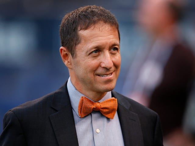 Ken Rosenthal ahora escribiendo en Facebook porque Fox Sports Sucks Ass
