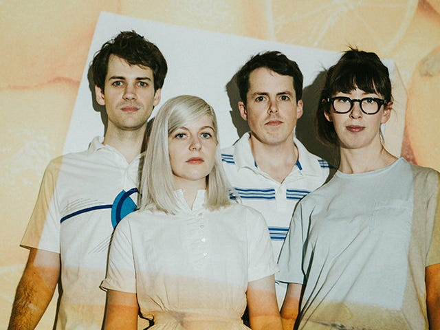 Alvvays - Ones Who Love You (Live on KEXP)