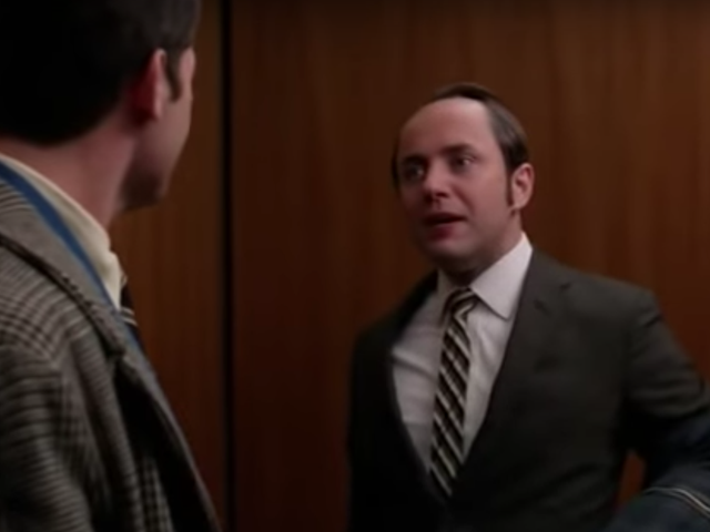 """Vincent Kartheiser quotes Mad Men's """"Not Great, Bob!"""" just like the rest of us"""